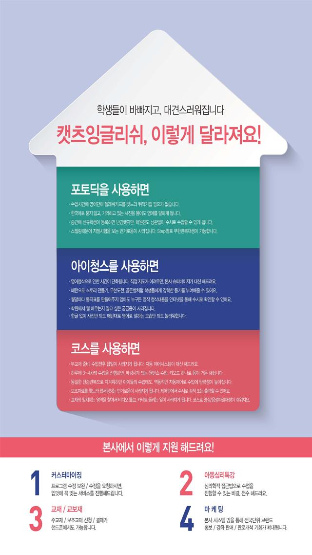 캣츠 잉글리쉬 3대 효과