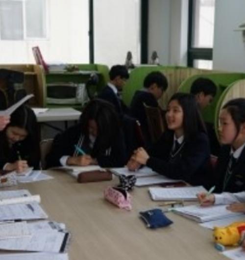 파테르 학습관 수업장면